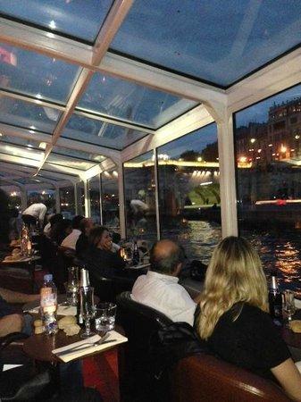 Paris en Scene - Diner croisiere: A