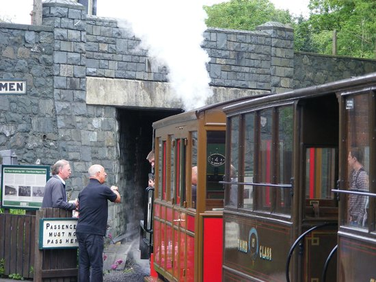Talyllyn Railway: Talyllyn