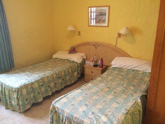 Castillo Beach: Bedroom