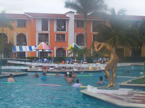 Hotel Cozumel and Resort: Hotel Pool