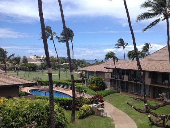 Maui Eldorado: View from unit B202
