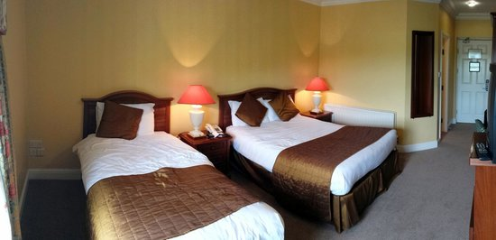 Great National Abbey Court Hotel & Spa: Standard Double room