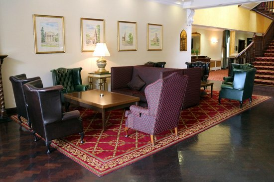 Great National Abbey Court Hotel & Spa: lobby