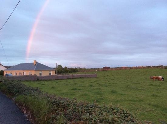 Carraig B&B: our pot of gold in galway!