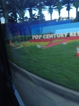 Disney's Pop Century Resort: pop century