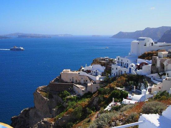 Aegeas Houses: appartement supérieur (maison en rouge)