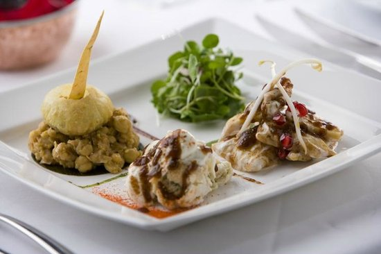 Zari: Indian Tapas and street food right up our street!