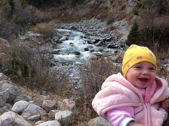Ala-Archa Gorge: весело
