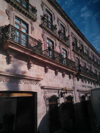 Hotel Emporio Zacatecas: 2