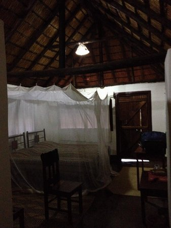 Wildlife Camp: Inside the chalet