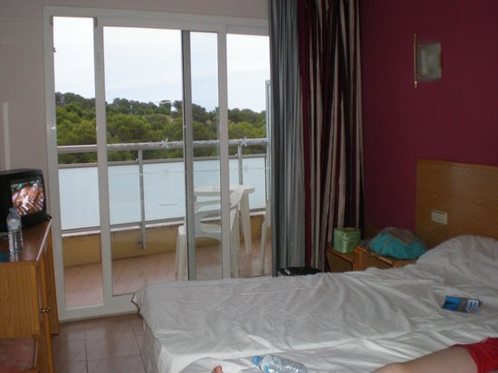 MedPlaya Hotel Calypso : Наш номер