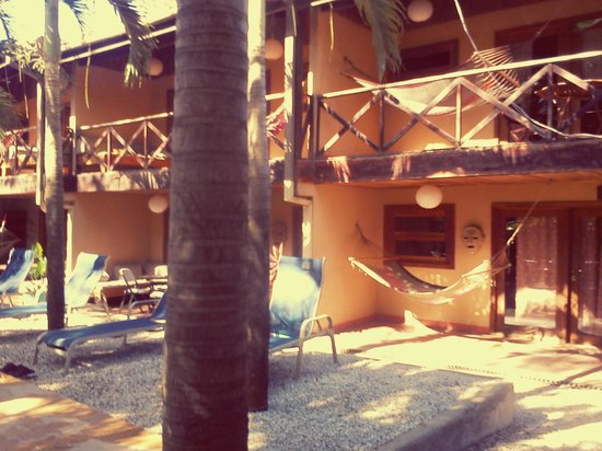 The Chocolate Hotel and 5 Star Hostel: Vista amplia