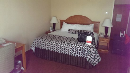 Crowne Plaza Fort Myers at Bell Tower Shops: Bed