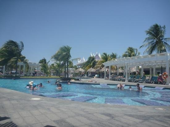 Hotel Riu Montego Bay : pool