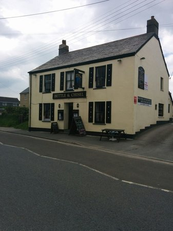 Bettle and Chisel Inn : Bettle and chisel