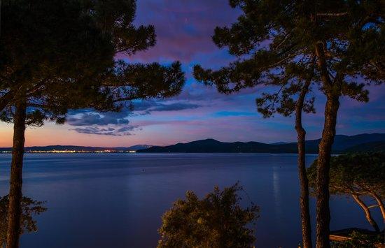 La Bussola: La vista dalla Panorama Suite Elba