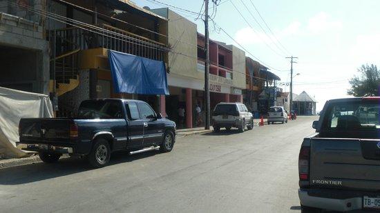 Hotel Hacienda Morelos : Around town square