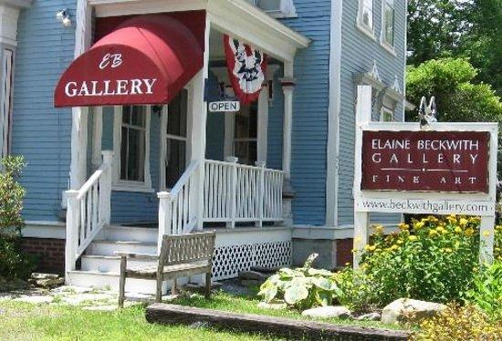 Jamaica, VT: Elaine Beckwith Gallery