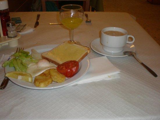 MedPlaya Hotel Calypso : Завтрак