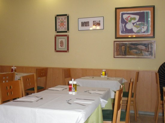 MedPlaya Hotel Calypso : Так выглядит столовка))