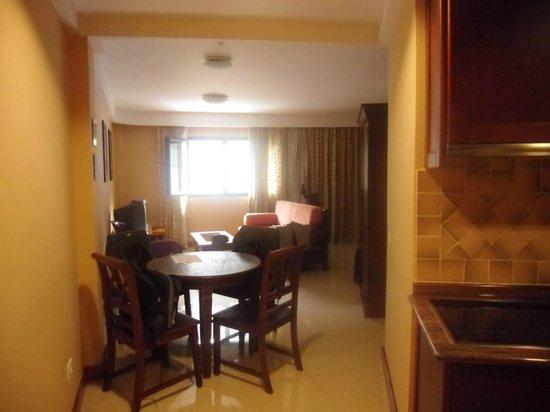 Aparthotel El Galeon: la mia stanza