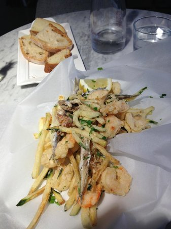 Ristorante Pescheria San Pietro : Gran fritto
