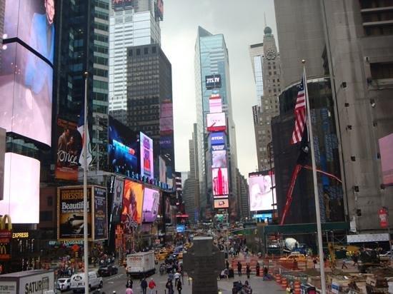 Hilton Times Square: times square