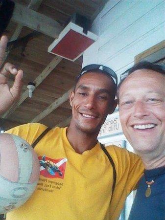Seagrape Plantation Resort: Dive Instructor- Tony