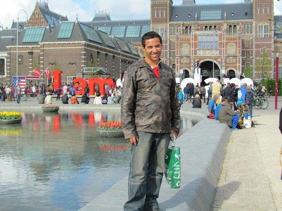 Museu Nacional (Rijksmuseum): Jardins do Rijksmuseum