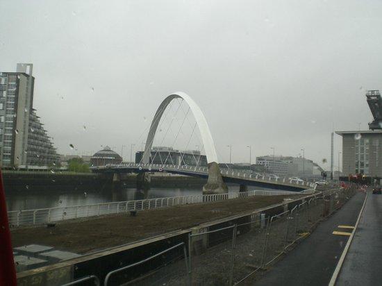 Clyde Arc Bridge