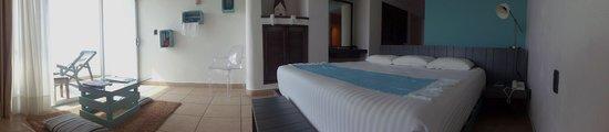 Hotel B Cozumel: Habitación Deluxe Vista al Mar