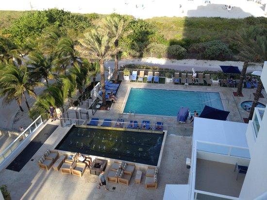 Marriott Stanton South Beach: Pool