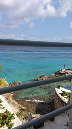 Hotel B Cozumel: Vista desde la habitación