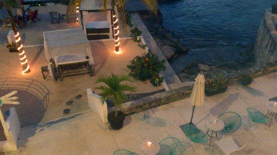 Hotel B Cozumel: Para Cenar