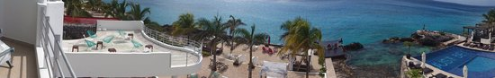 Hotel B Cozumel: Una Vista Completa