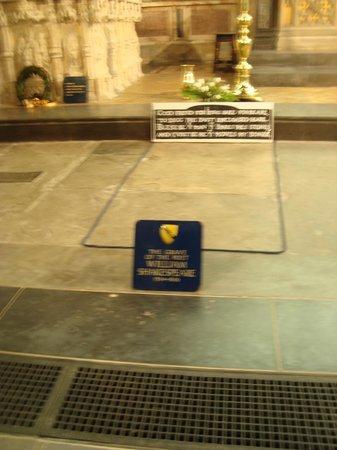 Holy Trinity Church: shakespeare