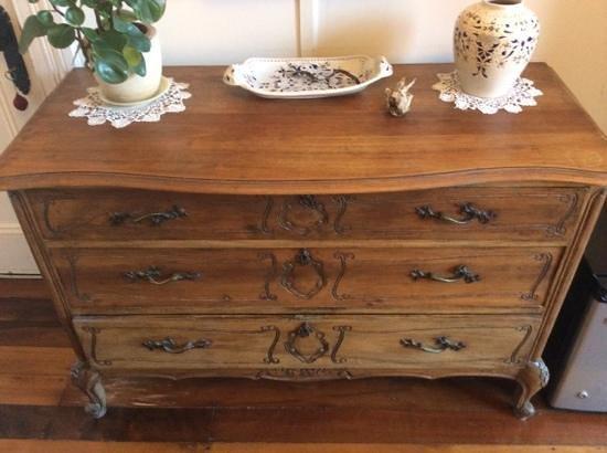 Morgan Bed & Breakfast: muebles antiguos