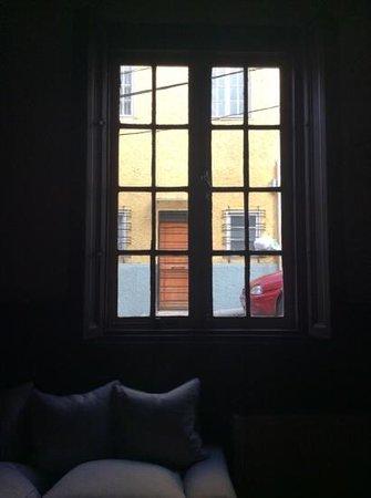 Morgan Bed & Breakfast: hermoso ventanal en la zona del desayunador