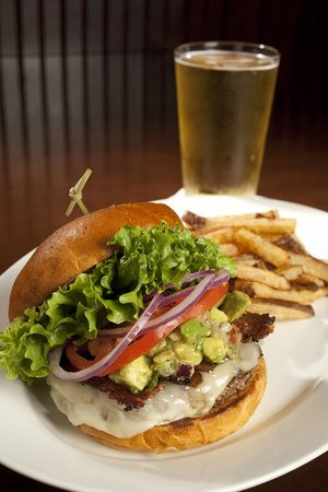 Stanford's Restaurant and Bar: The Kruse Way Burger