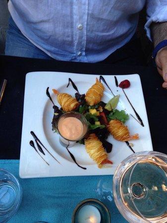 Restaurant Le G' envie : Gambas