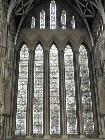Cathédrale d'York : Vetrata
