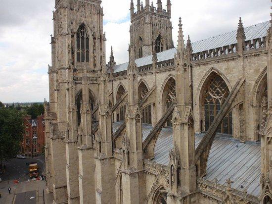 Cathédrale d'York : Veduta esterna