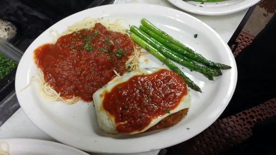 Pasquale's Place: Eggplant Parmesan