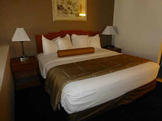 Magnuson Hotel Manitou Springs: Bed
