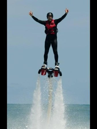 Flyboard Cairns : not long until this!