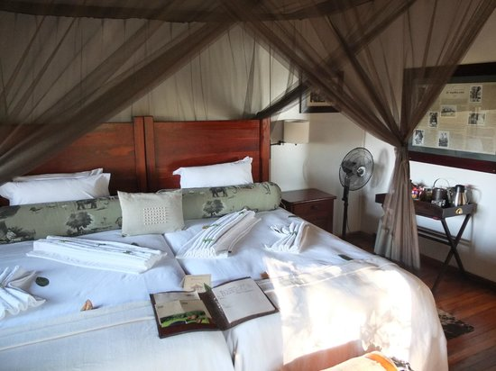 Xugana Island Lodge: Comfortable beds