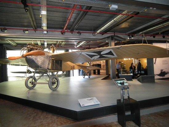 Deutsches Technikmuseum Berlin: Авиация Первой мировой