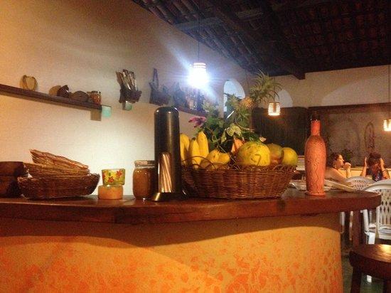 Papoula Culinaria Artesanal: Inside