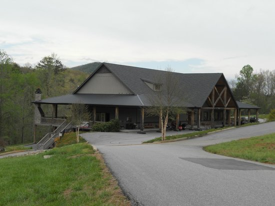Copperhead Lodge: Thee Lodge
