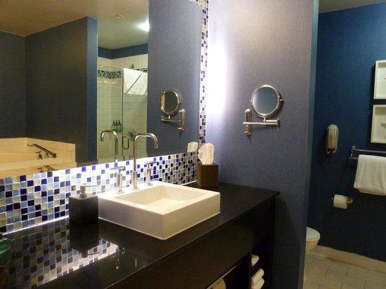 Kimpton Solamar Hotel: sink